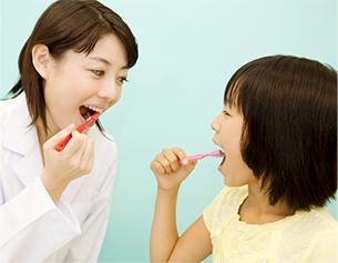 口腔ケアの第一歩