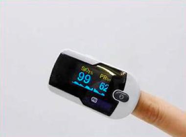 経皮的酸素飽和測定兼血圧測定器(パルフィス)